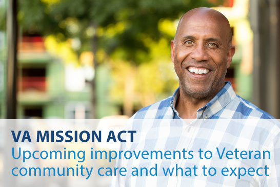 VA MISSION ACT