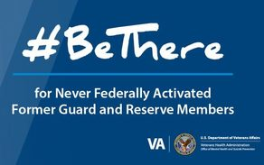 VA releases mental health and suicide prevention toolkit for former Guard and Reserve members