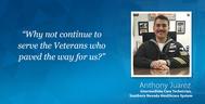 Juarez VA Veteran Employee