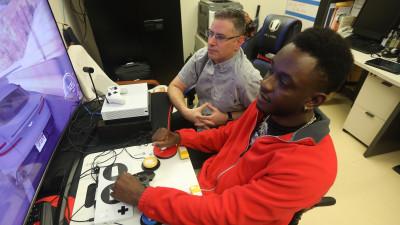 Xbox Rehab Controller Veterans
