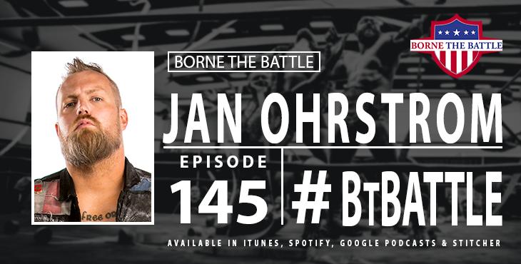 Borne the Battle Episode 145 graphic
