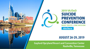2019 VA,DoD Suicide Prevention Conference