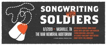 Songwriters with Soldiers Concert