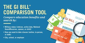 VA's GI Bill Comparison Tool