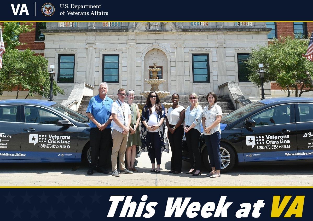 Dallas VA Suicide Prevention Team