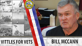 Vittles for Vets: Bill McCann