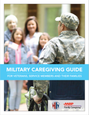 AARP EDF Military Caregiver Guide