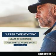 Smoke Free Vet Doug
