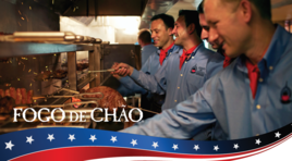 Fogo De Chao Brazilian Steakhouse Veteran and military spouse hiring event