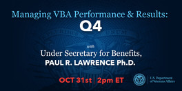 Managing VBA Performance & Results