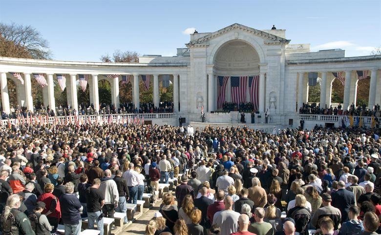 Watch Veterans Day Ceremony