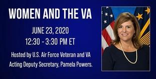 Women at the VA