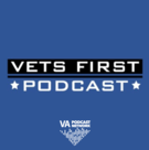 Vets First Podcast Logo