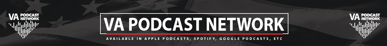 VA Podcast Network Banner Logo