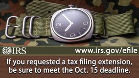 mil irs tax filing ext oct 2020