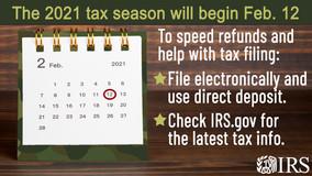 tax time irs