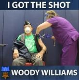 i got the shot woody williams