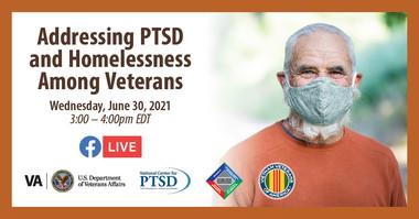 fb live ptsd homeless