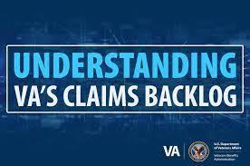 claims backlog