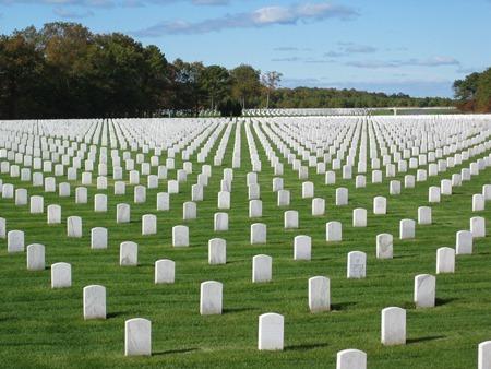 Ft. Bliss National Cemetery