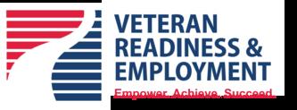 V R E logo