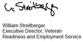 V R E Executive Director Signature Block