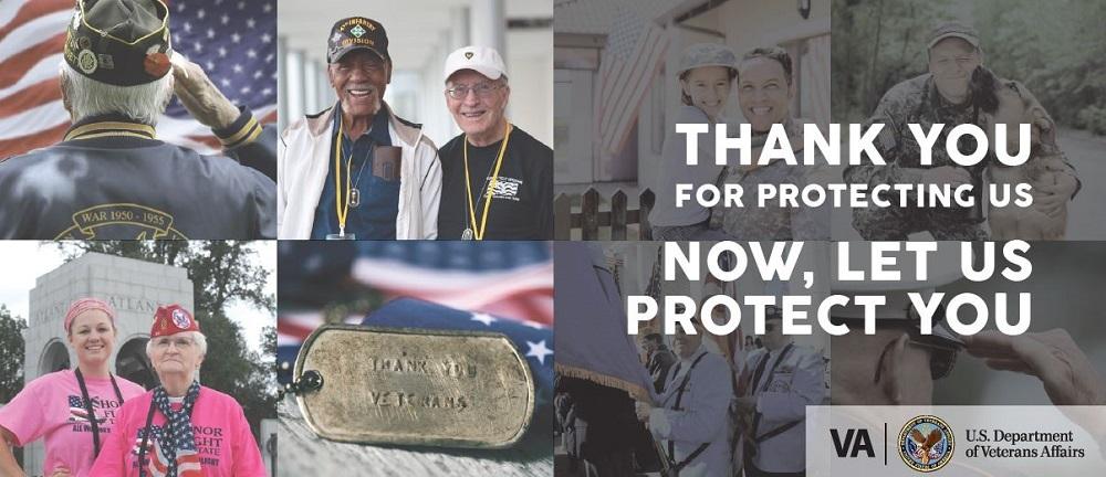 Veterans Benefits Banking Program banner