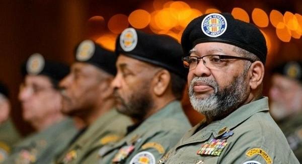 Members of Vietnam Veterans of America