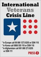 Veteran Crisis Line