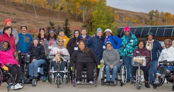 Attendees of last year's Women Veterans Empowerment Retreat