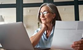 Veteran using the online Instant Loan Approval service