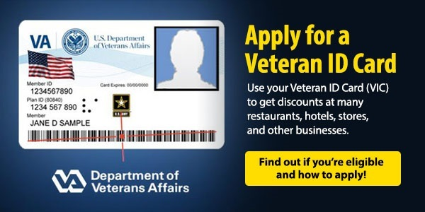 Apply for a Veteran ID Card