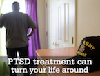 PTSD treatment can turn your life around