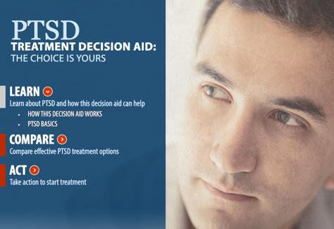 PTSD Treatment Decision Aid