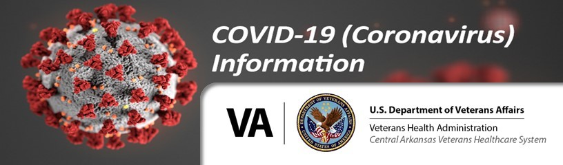 CAVHS COVID-19 Update Graphic