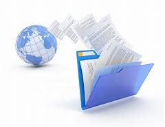 papers from filing going into world representing claims filing
