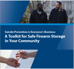 Image of front of Toolkit for Safe Firearm Stoare