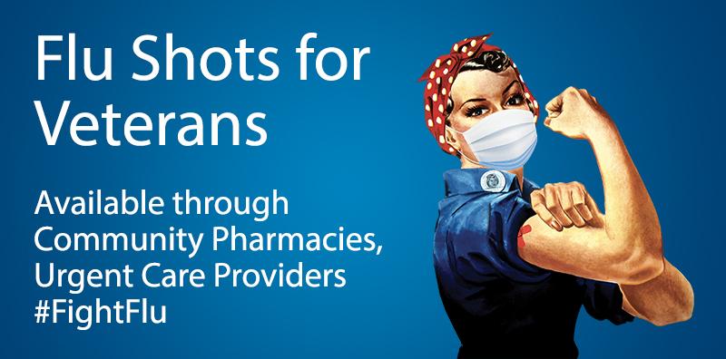 Rosie the Riveter Flu Shot Key message Sept Provider Advisor