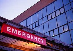 emergency sign entrance