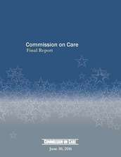 Commission on Care Cover