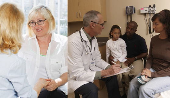 Physician Communication Image