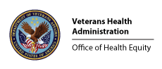 VA Office of Health Equity Logo