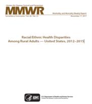 CDC Rural MMWR