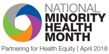 2018 National Minority Health Month