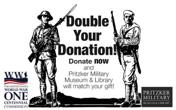 Double Your Donation - Soldiers