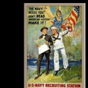 Navt recruit poster