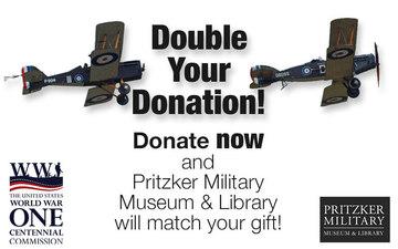 Double Donation Plane 1