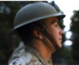 U.S. soldier in paris