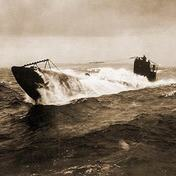 German submarines drove the WWI naval strategy in the Atlantic