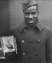 Corporal Fred McIntyre